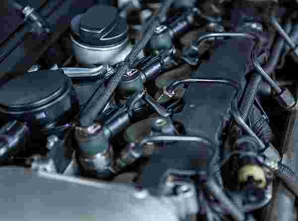 Volante motor KIA SORENTO II (XM)